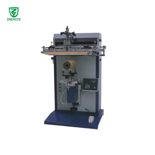 Máquina de impresión de seda de filtro