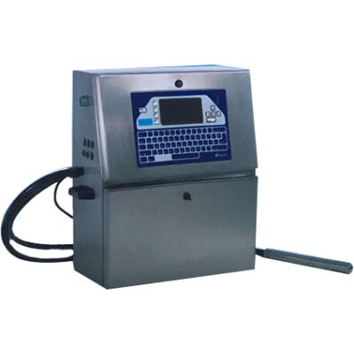 Máquina de codificación de inyección de tinta completamente automática