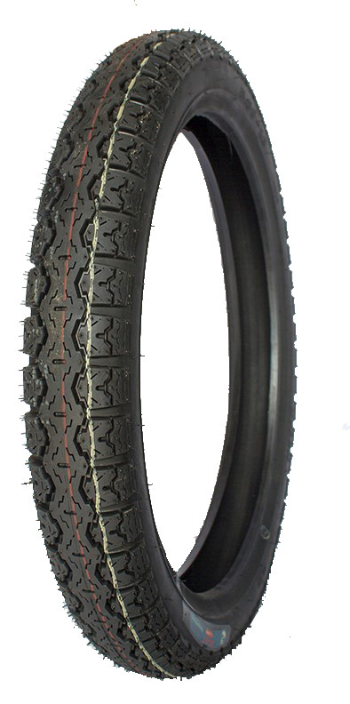 high rubber content street tyre