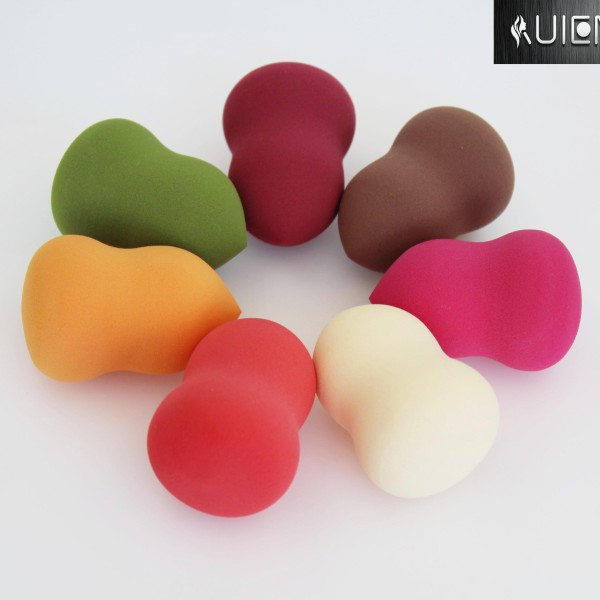 Makeup Egg Sponge for Foundations, Powders & Creams, Wet and Dry Multi-functional Professional Makeup Tools Wholesale