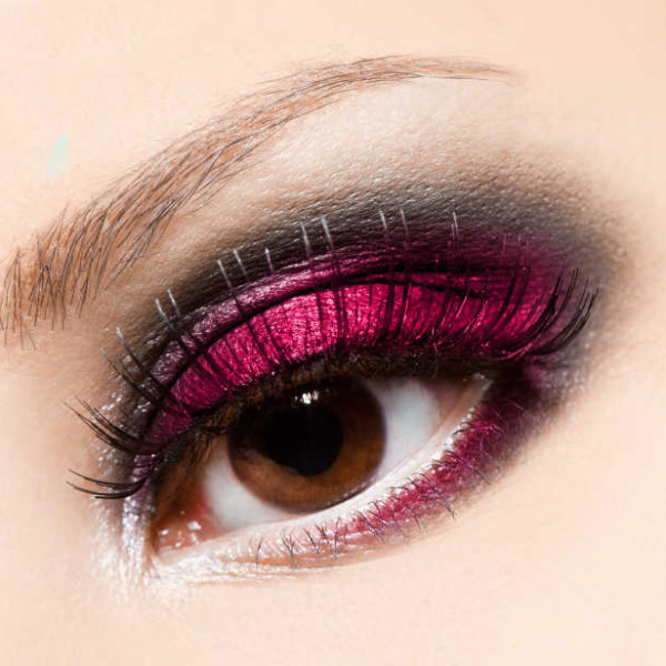 Cross-border new product three-dimensional multi-layer real mink hair false eyelashes spot thick and long style natural looking false eyelashes