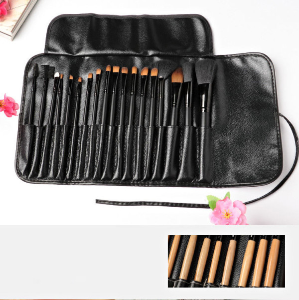 Multi-specification 18/24/32 makeup brush set, full set of makeup tool brushes, soft set of brushes