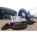 The 24th China Yiwu International Commodities Fair ended successfully.