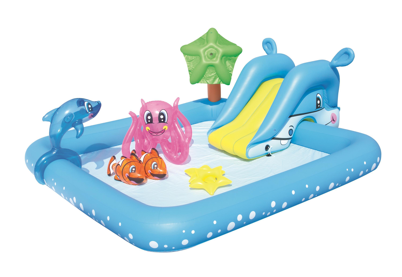 Marine animal play pool