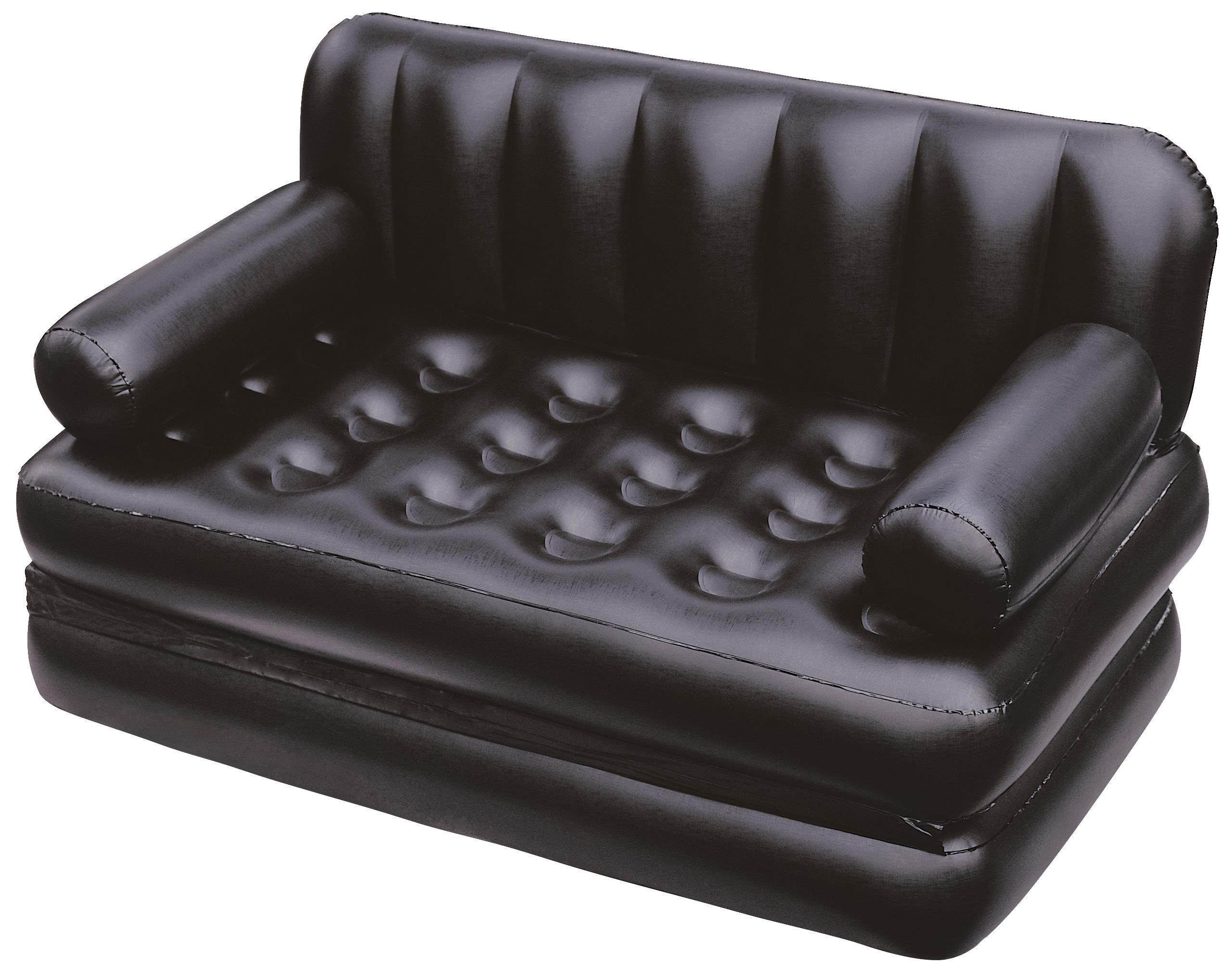 5-in-1 double sofa bed