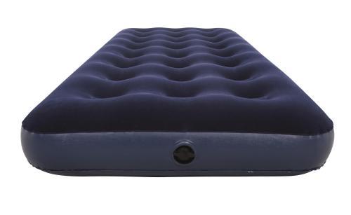 单植绒床垫