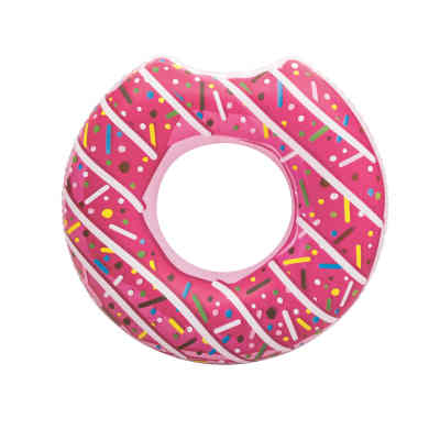 Donut swimming ring