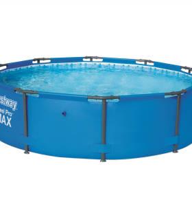 Round bracket pool