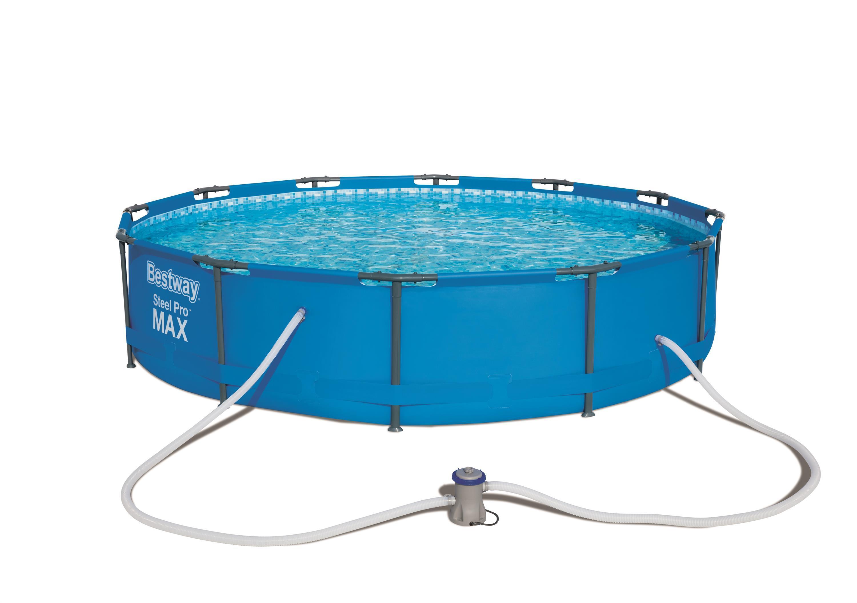 圆支架泳池套装
