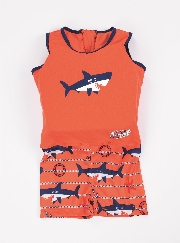One-piece buoyancy swimsuit
