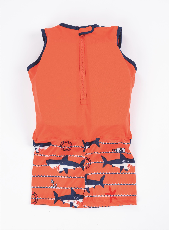 一件式浮力泳衣
