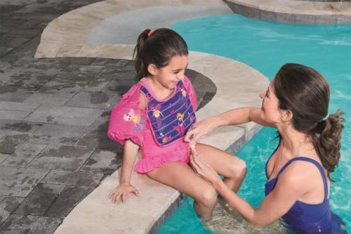 Buoyancy swimsuit