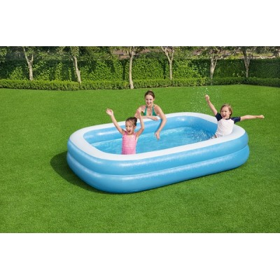 Bestway Rectangular Pool 54006 for child over 6+ ages