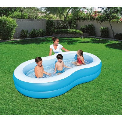 Bestway The Big Lagoon Family Pool 54117 for child over 3+ ages