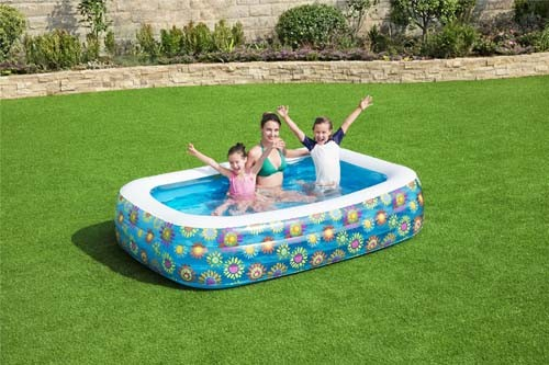 Bestway Happy Flora Kids Pool 54120 for child over 6+ ages