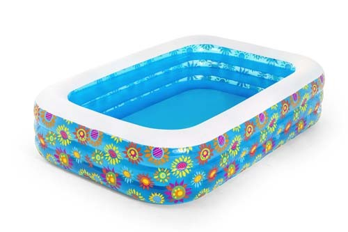 Bestway Happy Flora Kids Pool 54121 for child over 6+ ages