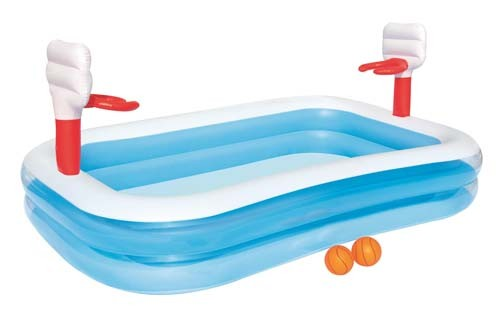 Bestway Basketball Play Pool 54122 for child over 3+ ages