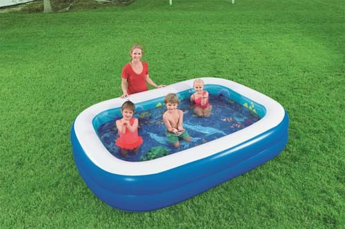 Bestway 3D Undersea Adventure Pool 54177 for child over 3+ ages