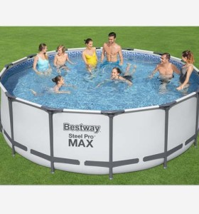 Steel Pro MAX Pool Set 5612X applicable to all