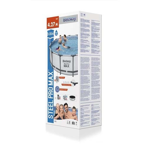 Steel Pro MAX Pool Set 5612Z applicable to all