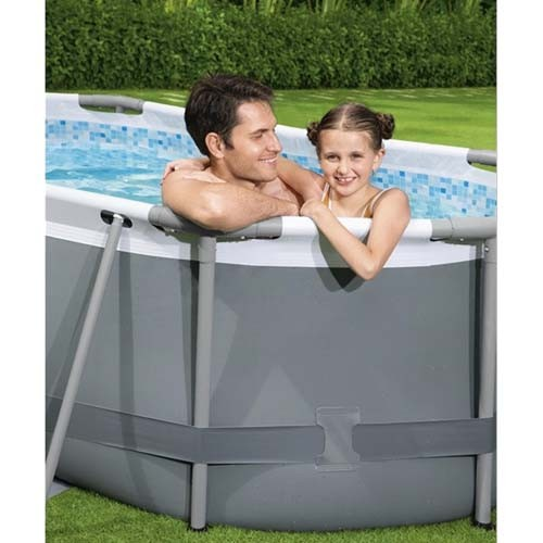 Power Steel Oval Pool Set 5614A applicable to all