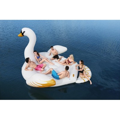 Bestway Giant Swan Party Island 43281 applicable for all