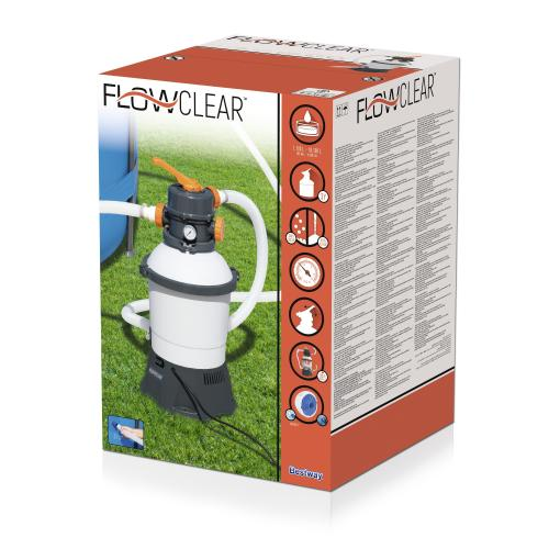 Flowclear  800gal Sand Filter  58515 applicable for all