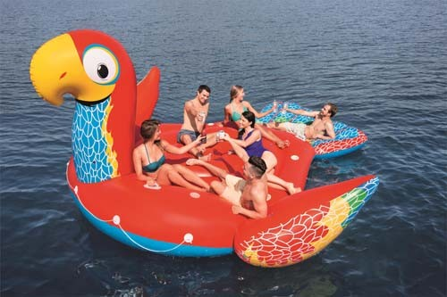 Bestway Giant Parrot Island 43227 applicable for all