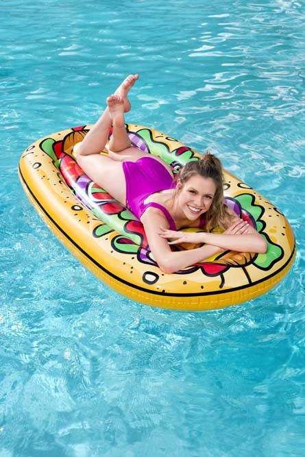 Bestway Hot Dog Pool Lounge 43248 applicable for all