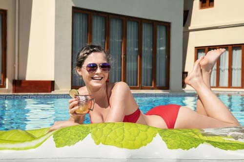 Bestway Moscow Mule Float 43249 applicable for all