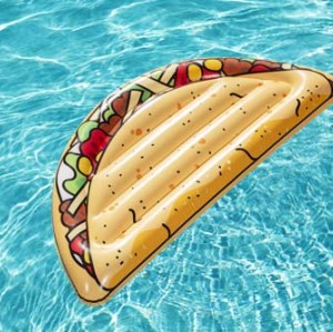 Bestway Taco Pool Lounge 43251 applicable for all
