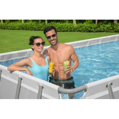 Power Steel Rectangular Pool Set 5612B applicable for all