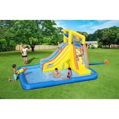 H2OGO! Beachfront Bonanza Mega Water Park 53349 for child over 5+ ages