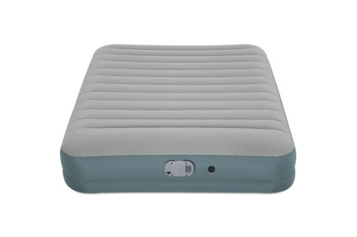 Pavillo AlwayzAire Fortech Airbed Queen Rechargeable Dual Pump 69078 applicable for all