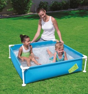 Bestway  My First Frame Pool 56217 for child over 2+ ages