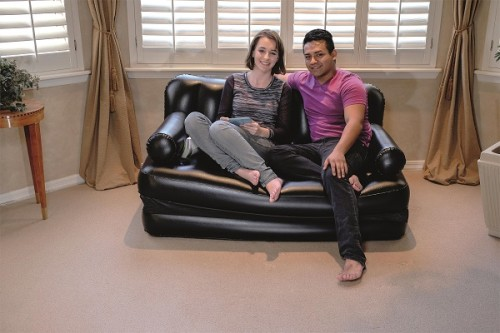 Bestway Multi-Max 5-in-1 Air Couch 75054 applicable for all