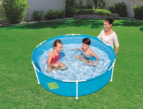 Bestway My First Frame Pool 56283 for child over 2+ ages