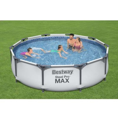Steel Pro MAX Pool Set 56408 applicable for all