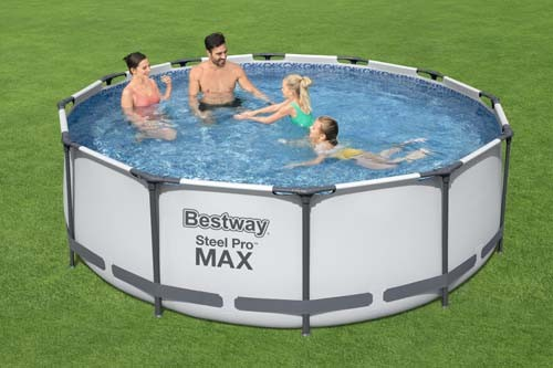 Steel Pro MAX Pool Set 56420 applicable for all