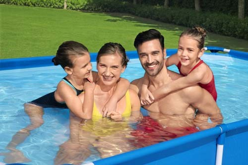 Steel Pro Pool Set 56424 applicable for all