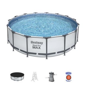 Steel Pro MAX Pool Set 56488 applicable for all