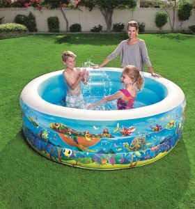 Bestway Character Play Pool 51122 for child over 6+ ages