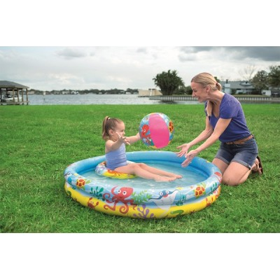 Bestway Play Pool Set 51124 for child over 2+ ages