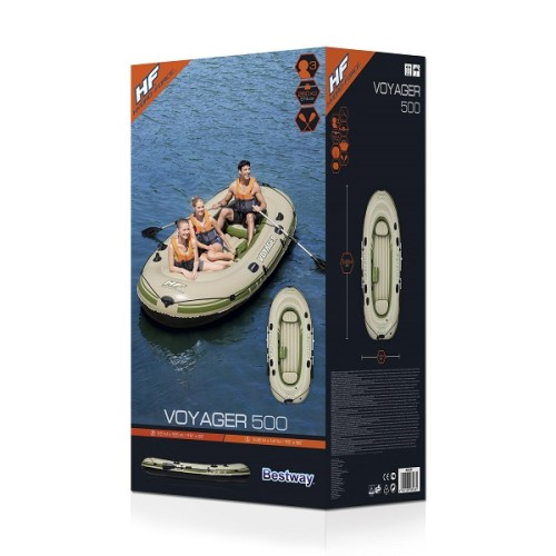 Hydro-Force Voyager 500 65001 applicable for all