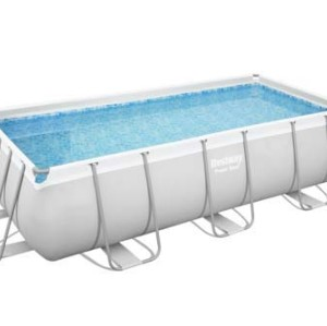 Power Steel Rectangular Pool Set 56442 applicable for all