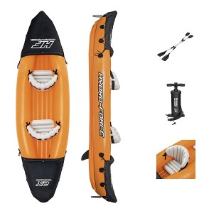 Hydro-Force  Lite-Rapid X2 Kayak 65077 applicable for all