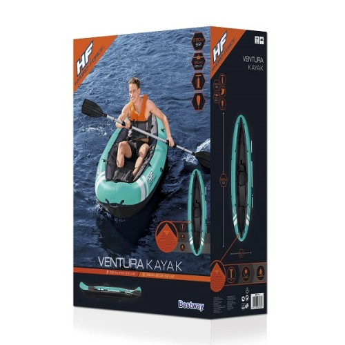 Hydro-Force Ventura Kayak 65118 applicable for all