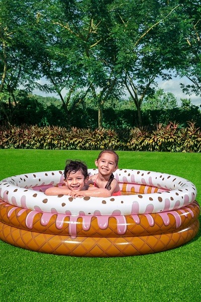 BestwaySundae Funday Kiddie Pool 51144 for child over 2+ ages