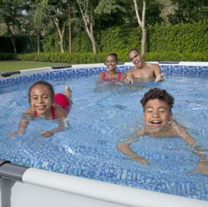 Steel Pro MAX Pool Set 56595 applicable for all