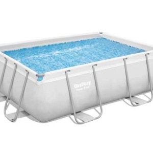 Power Steel Rectangular Pool Set 56629 applicable for all